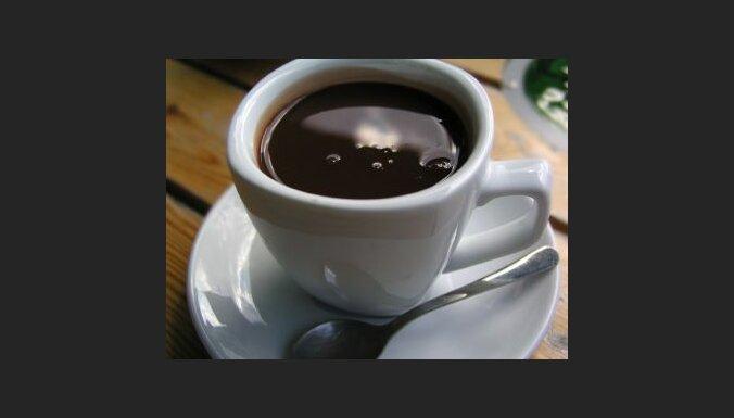 Šokolādes dzēriens. Foto: Radek Bayek