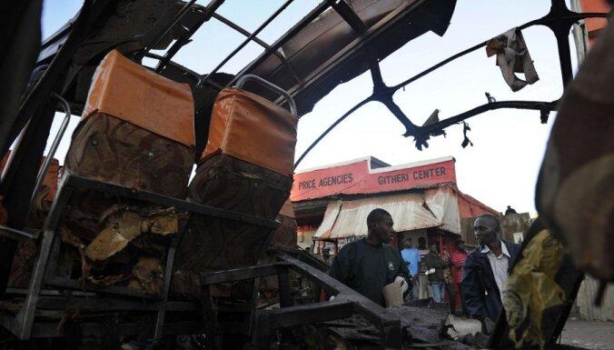 Водители рискуют получить пожизненное заключение за нарушение ПДД в Кении