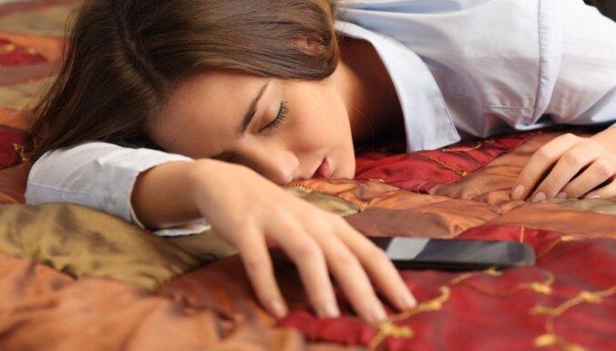 Astoņas slimības, kuru galvenais simptoms ir pastāvīgs nogurums