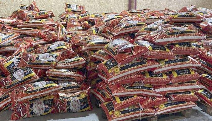 Ukrainā konfiscēta tonna izplatīšanai ES paredzēta heroīna