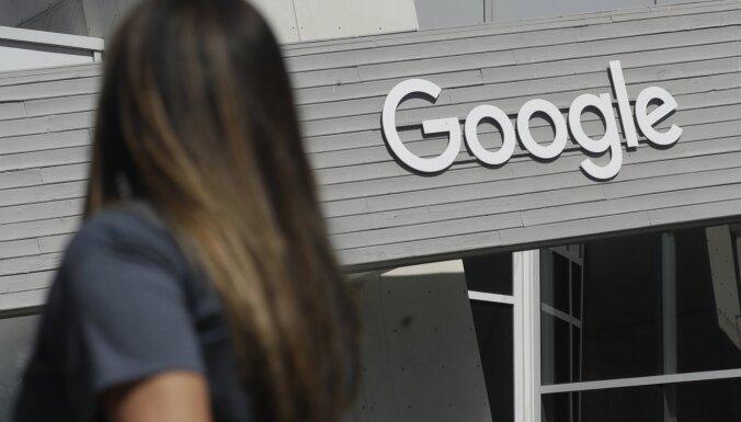 'Google' bloķē Navaļnija atbalstītās 'gudrās balsošanas' materiālus