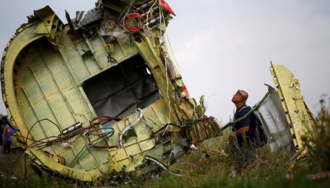 "Концерн ""Алмаз-Антей"" представил свои версии крушения Boeing на Донбассе"