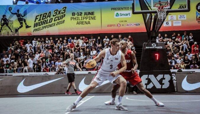 Olimpiskie kvalifikācijas turnīri 3x3 basketbolā pārcelti uz 2021. gadu
