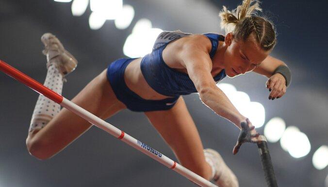 Пустые трибуны, российское золото и впервые без Болта: что происходит на ЧМ по легкой атлетике