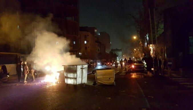 """Иран направил жалобу в ООН, обвинив США в """"вопиющем вмешательстве"""" и подстрекательстве к беспорядкам"""