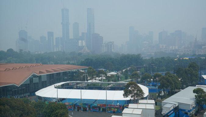 """""""Это было ужасно"""": матч Шараповой в Австралии прервали из-за дыма лесных пожаров"""