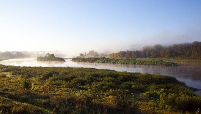 Pazust Zilo ezeru zemē