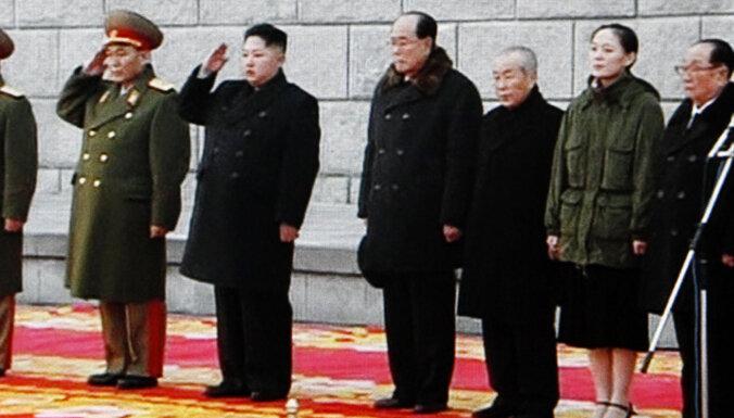Māsa. Kas zināms par Ziemeļkorejā ietekmīgo Kimu Jočenu
