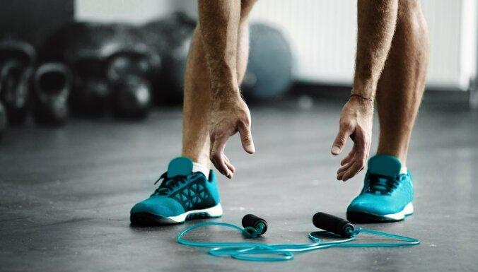 Iespējams, vienkāršākais trenažieris, kas dedzina kalorijas un uzlabo sirds veselību – lecamaukla