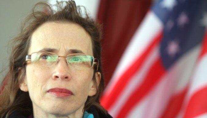 Гарбер: сотрудничество Латвии и США углубилось и расширилось