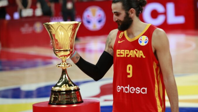 Čempions Ruvio atzīts par Pasaules kausa vērtīgāko spēlētāju