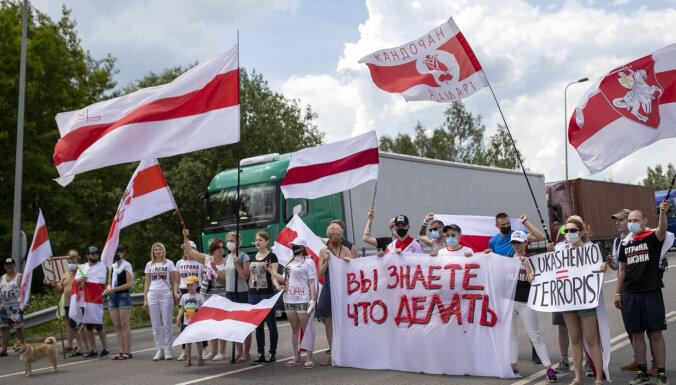 Неделя в Беларуси: пикеты на границе, союзное государство все ближе