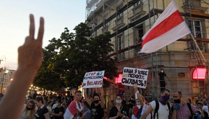 Беларусь заявила о задержании координатора массовых протестов