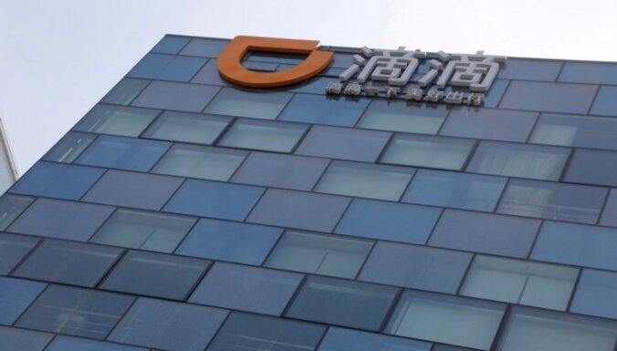 Ķīnas 'Didi' investēs vienu miljardu kopbraukšanas pakalpojumu platformā