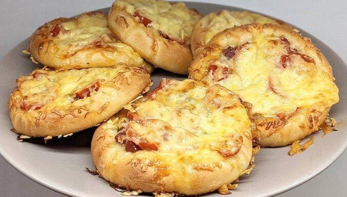 Visgardākās pufīgās mini picas