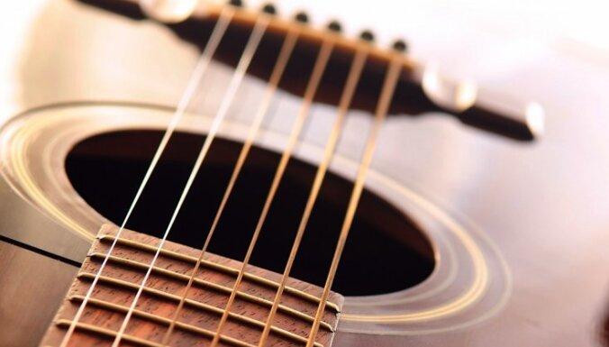 Вецрига: немца обвиняют в повреждении чужой гитары