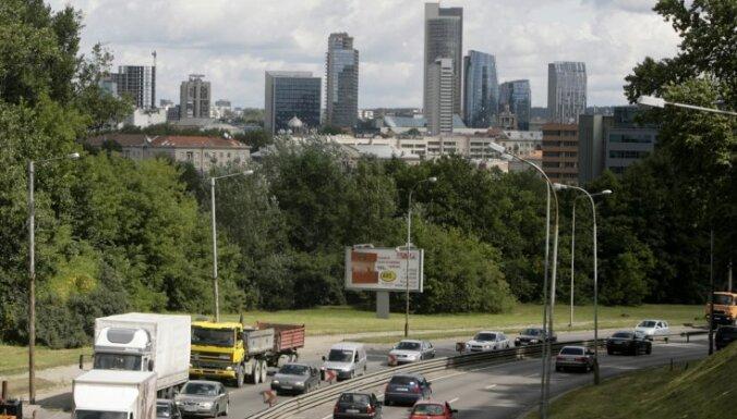 В правительстве Литвы обсудят проект строительства метро в Вильнюсе