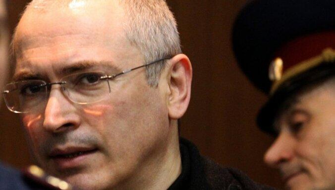 У Ходорковского появился шанс раньше выйти на свободу
