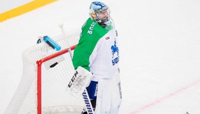 Andrey Gavrilov, Salavat Yulaev