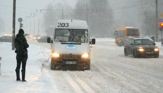 С января контролеры RS будут работать в микроавтобусах