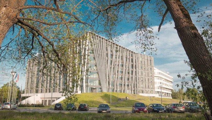 Бюро по надзору за закупками остановило конкурс по строительству нового корпуса Латвийского университета