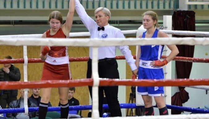 Trīs dienas Rīgā risināsies starptautisks sieviešu boksa turnīrs