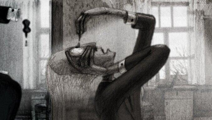 Jurģa Krāsona animācijas filma 'Seja' sāk ceļot pa ārvalstu festivāliem