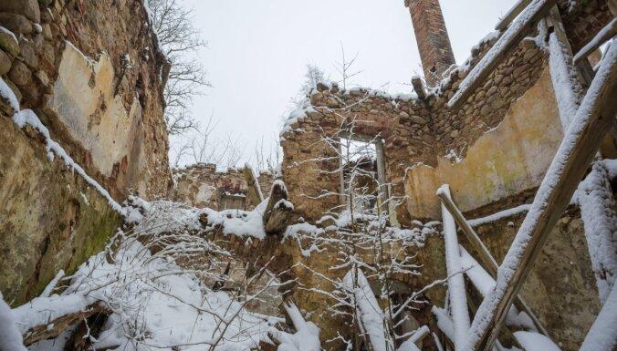 Место с необычной легендой: усадебный комплекс Спиргуского поместья