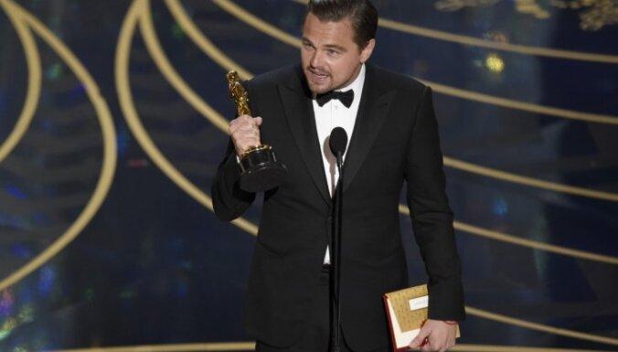 "У Леонардо Ди Каприо отобрали ""Оскар"""