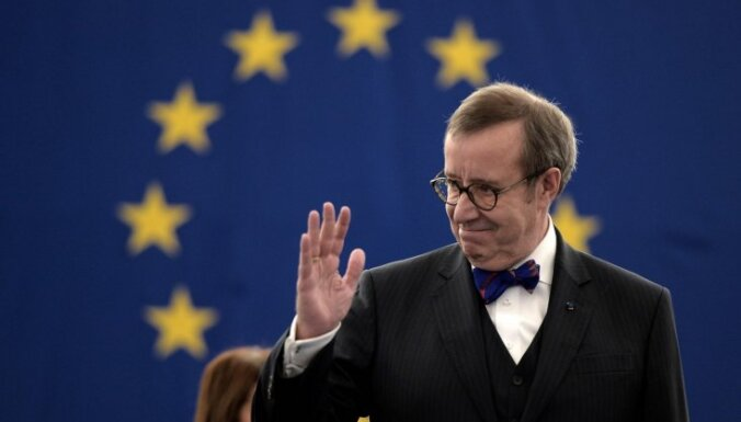 Dzīve pēc Ilvesa: kurš būs nākamais Igaunijas prezidents?
