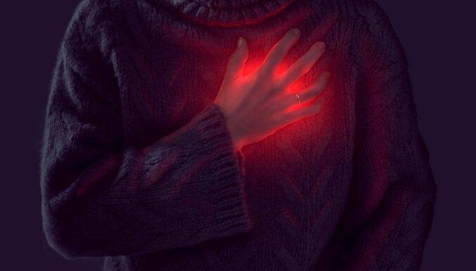 8 симптомов, которые за месяц предупреждают вас об инфаркте