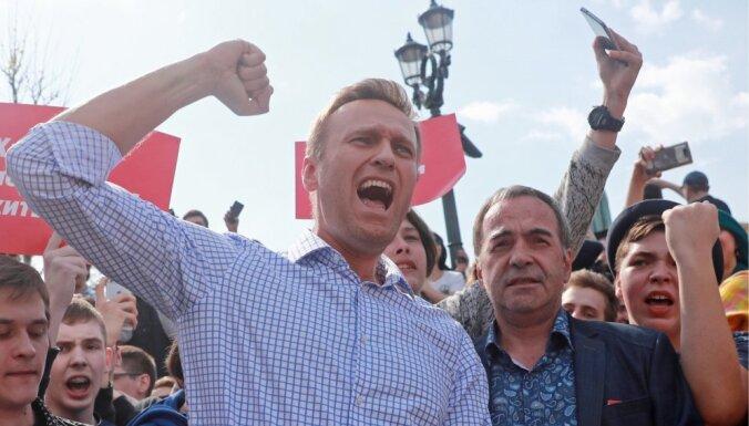 ЕСПЧ признал задержания Навального политически мотивированными
