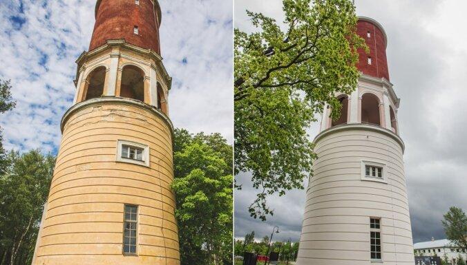 Apskates objekti Latvijā, kas ietērpušies jaunās 'drēbēs'