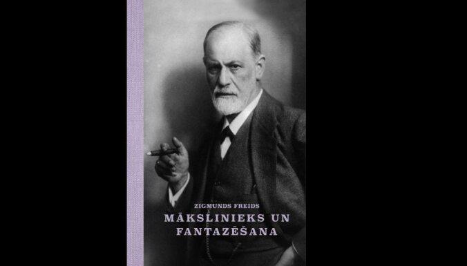 Klajā nācis Zigmunda Freida eseju krājums 'Mākslinieks un fantazēšana'