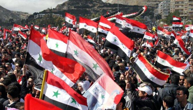 В Сирии готовится убийство с химическим оружием