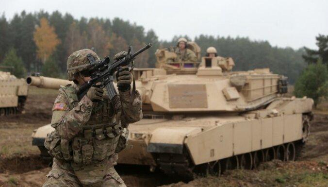 Krievija vaino NATO Ziemeļeiropas destabilizēšanā