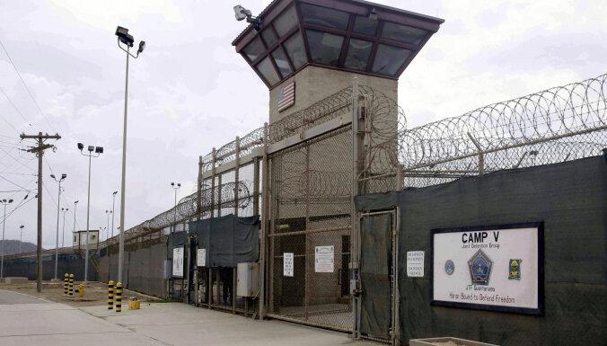 Baidens arī grib slēgt Gvantanamo cietumu