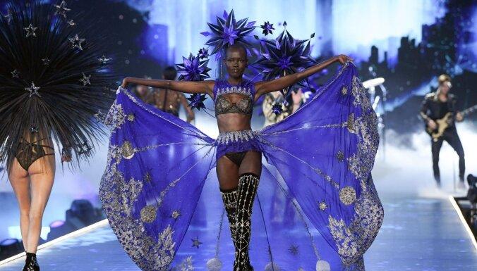 ФОТО: Victoria's Secret впервые одел в свое белье модель с размером XL