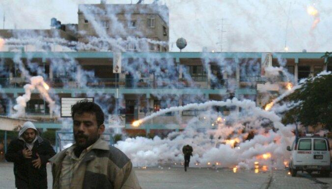 Izraēla pārtrauks baltā fosfora šāviņu izmantošanu