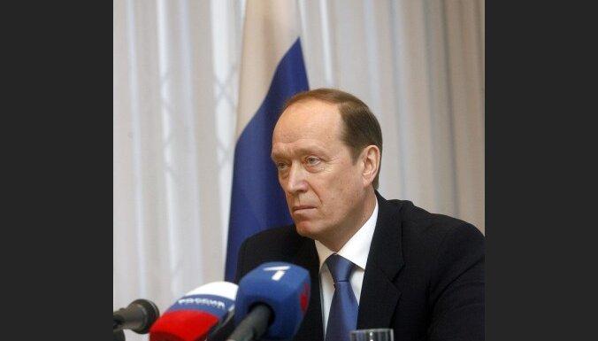 Vešņakovs: Krievijas un Latvijas attiecības jāveicina bez pagātnes faktu interpretācijas