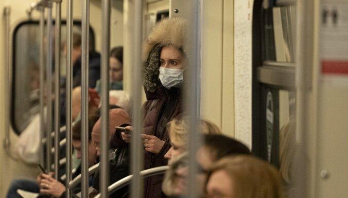 Krievijā konstatēti 93 koronavīrusa gadījumi