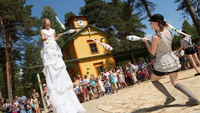 """В Эстонии открылся новый парк для детей """"Страна Лотте"""""""