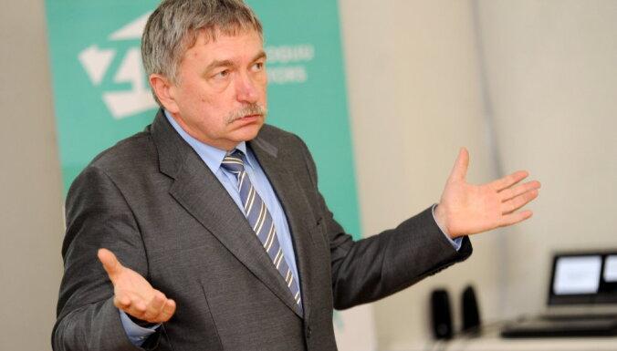 Правительство не утвердило Индрикиса Муйжниекса на должности ректора ЛУ