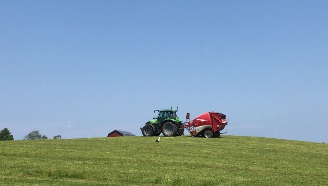 Bio lauksaimniecības uzņēmums 'IRGK Serviss' aizņemas 351 000 eiro, lai paplašinātos