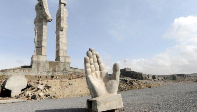 Erdogans ierosina no jauna atvērt robežu ar Armēniju