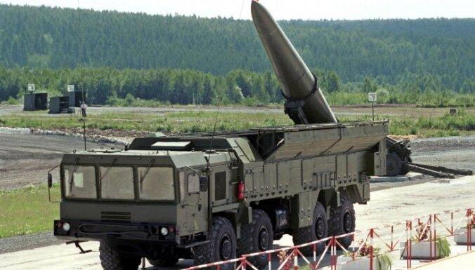 """Кремль ответит на атомные бомбы США в ФРГ """"Искандерами"""" под Калининградом"""
