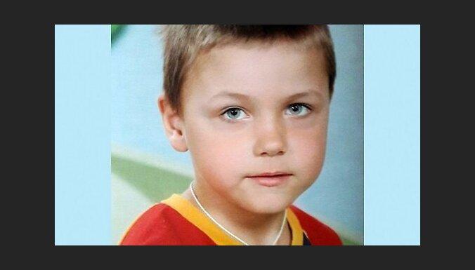 Семья пропавшего в Лиепае мальчика находилась под наблюдением Социальной службы