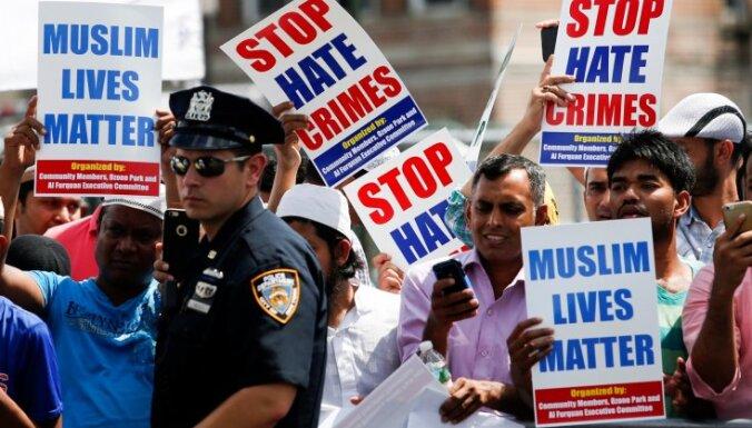 Ņujorkā aiztur imāma nošaušanā aizdomās turētu latīņamerikāni