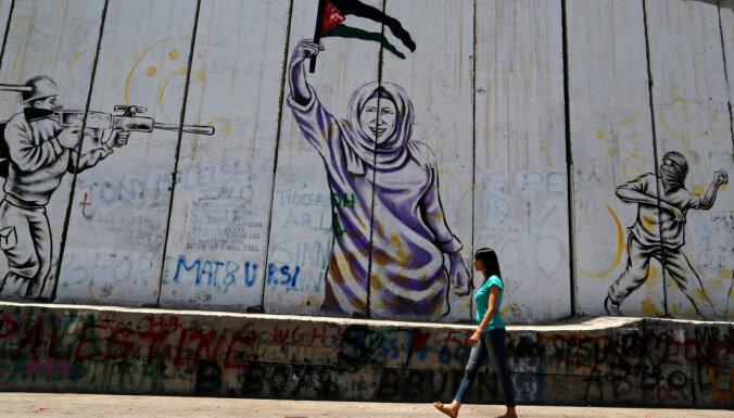 Palestīniešu premjers iesniedzis atbildes priekšlikumus Trampa plānam
