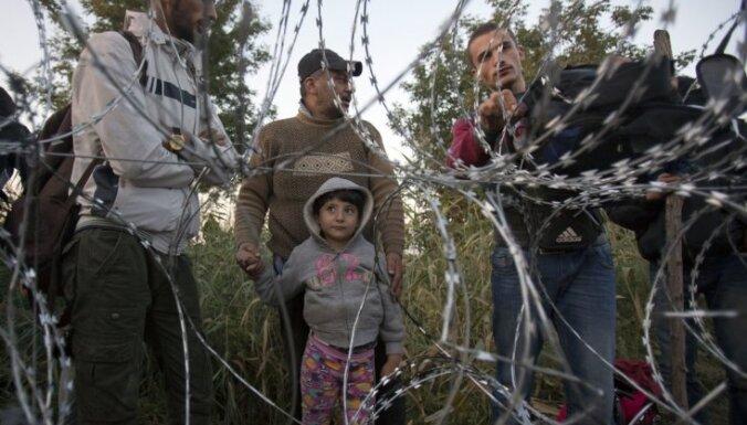 Fabiuss: vairāku Austrumeiropas valstu attieksme pret imigrantu krīzi ir skandaloza